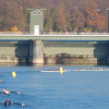 Basel's Rhine: different from what the rowers remembered