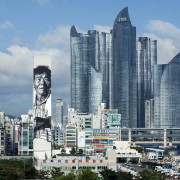 Local Artist Paints Tallest Mural in Asia