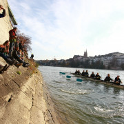 Basel's Head of the River Race