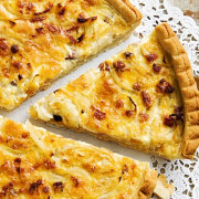 Basel's cheese and onion tarts