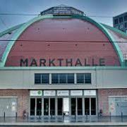 The Markthalle: then and now