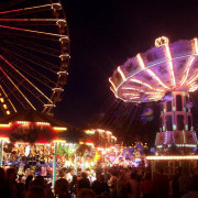 Fun Fair with imperial blessing