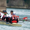 The Rhine has a riddle for the rowers