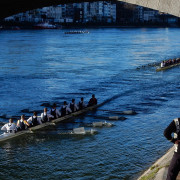 Yet another record at Basel's rowing regatta