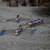 Thanks to rowers the Rhine was alive with the sound of swearing